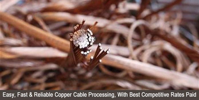 Scrap Copper Prices | Copper Recycling